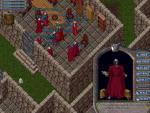 Собрание Гильдии нашего Мальборо. (1997 год примерно, тогда ещё не было guildstones!)