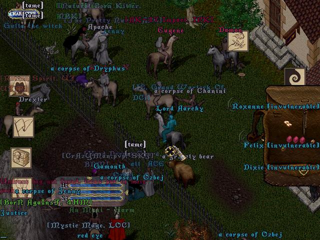Server War II