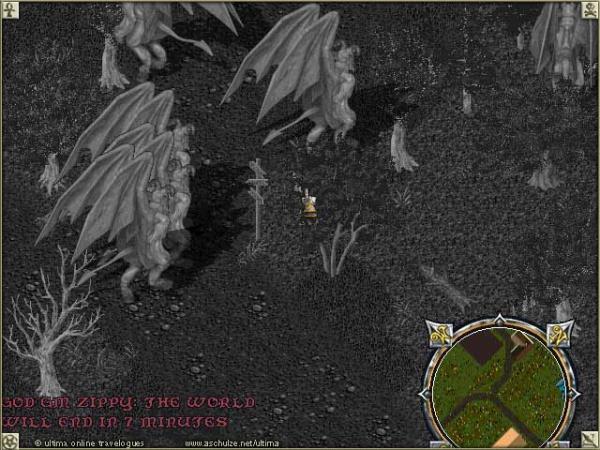 23 сентября 1997. Конец беты. На народ стравливают демонов.